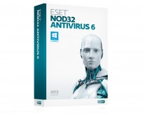 ESET NOD32 Antivirus 6 - Home Edition (3 users)