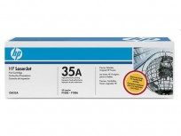 Hewlett Packard LaserJet Black Print Cartridge [CB435A]