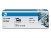 Hewlett Packard LaserJet Black Print Cartridge [Q2612A]