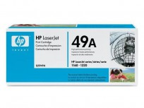 Hewlett Packard LaserJet Black Print Cartridge [Q5949A]