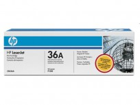 Hewlett Packard LaserJet Black Print Cartridge [CB436A]