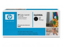 Hewlett Packard Color LaserJet Black Print Cartridge [Q6000A]