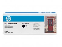 Hewlett Packard Color LaserJet Black Print Cartridge [Q3960A]