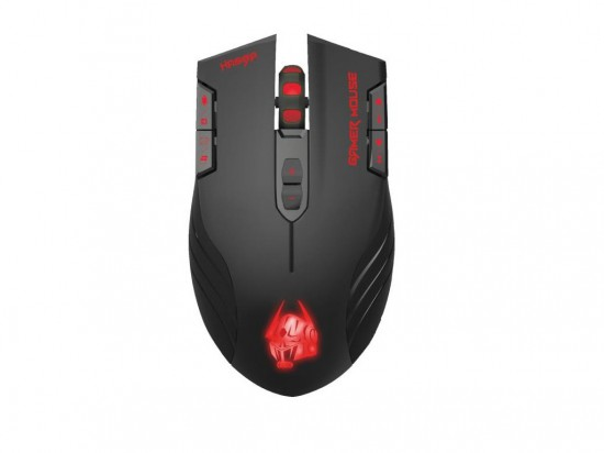 Element Wireless Gaming Mouse Hasiba [MS-1400WG]