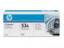 Hewlett Packard LaserJet Black Print Cartridge [Q7553A]