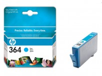 Hewlett Packard HP 364 Cyan Inkjet Print Cartridge [CB318EE]