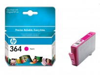 Hewlett Packard HP 364 Magenta Inkjet Print Cartridge [CB319EE]