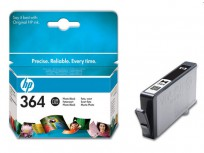 Hewlett Packard HP 364 Photo Black Ink Cartridge [CB317EE]