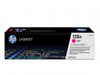 Hewlett Packard HP 128A Magenta LaserJet Print Cartridge [CE323A]