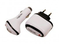LogiLink Car Usb Charger Set [PA0009]