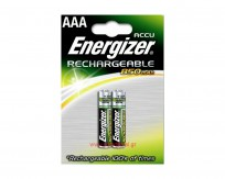 Energizer Accu Rechargable Battery AAA 850mAh [pack of 2]