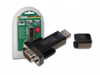 Digitus USB 2.0 to Serial Adaptor [DA-70156]